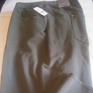 Catherine's Knit Jean Pull-on Pant-5X-NWT
